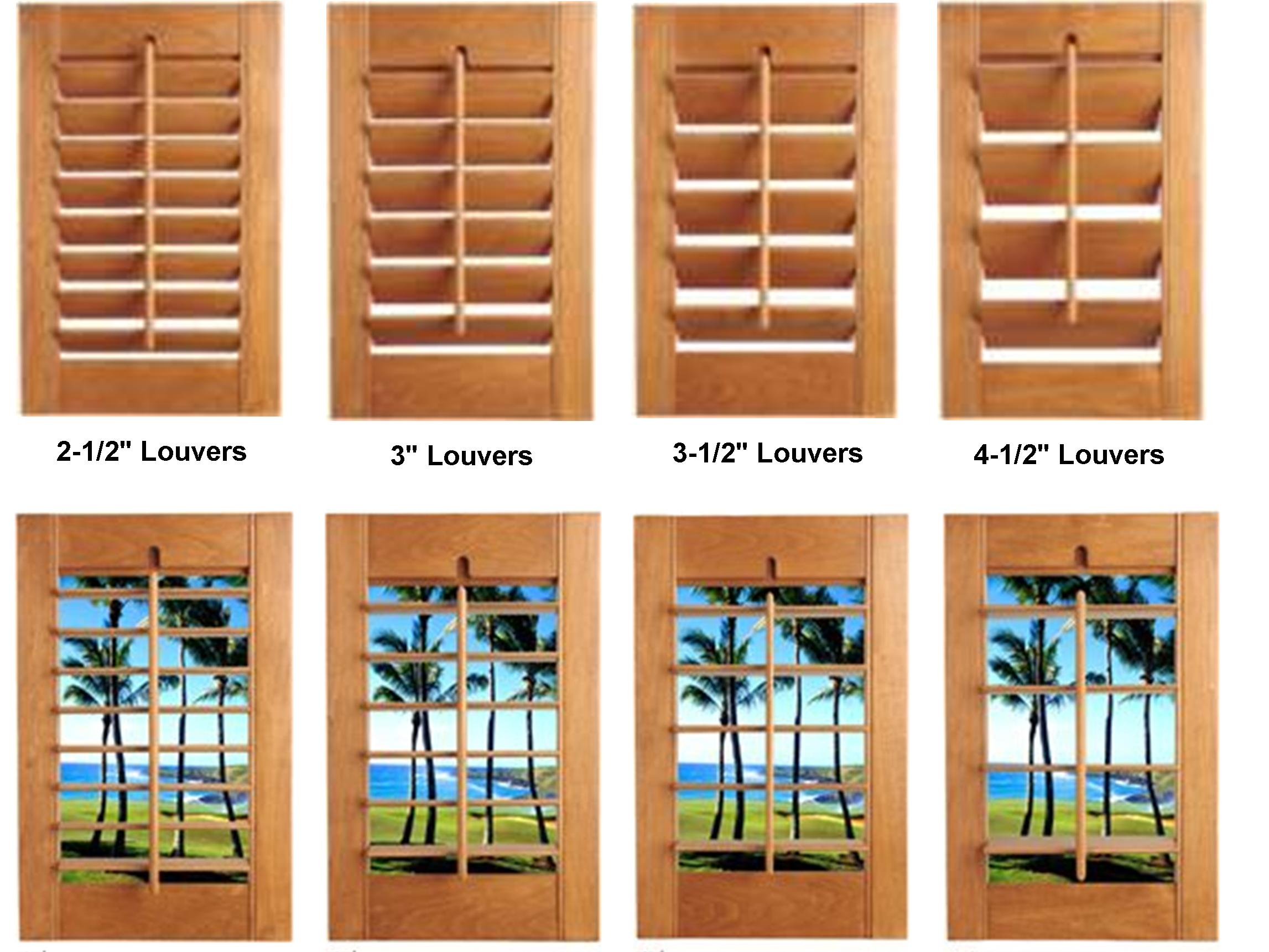 Wooden Window Shutters : Shutters gator blinds offers plantation